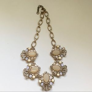Banana Republic rhinestone necklace